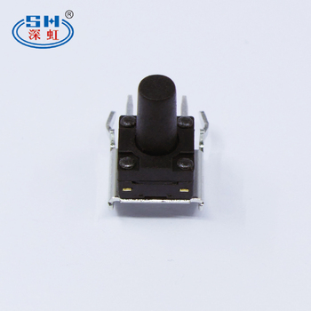 6mm 5 position navigation five way tactile switch
