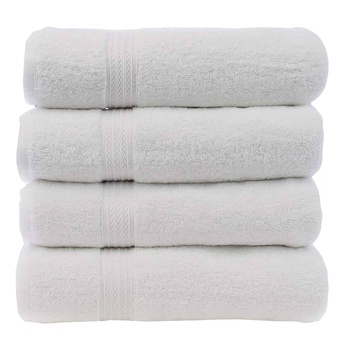 100% Cotton Terry Luxury Egyptian Hotel Bath Towels