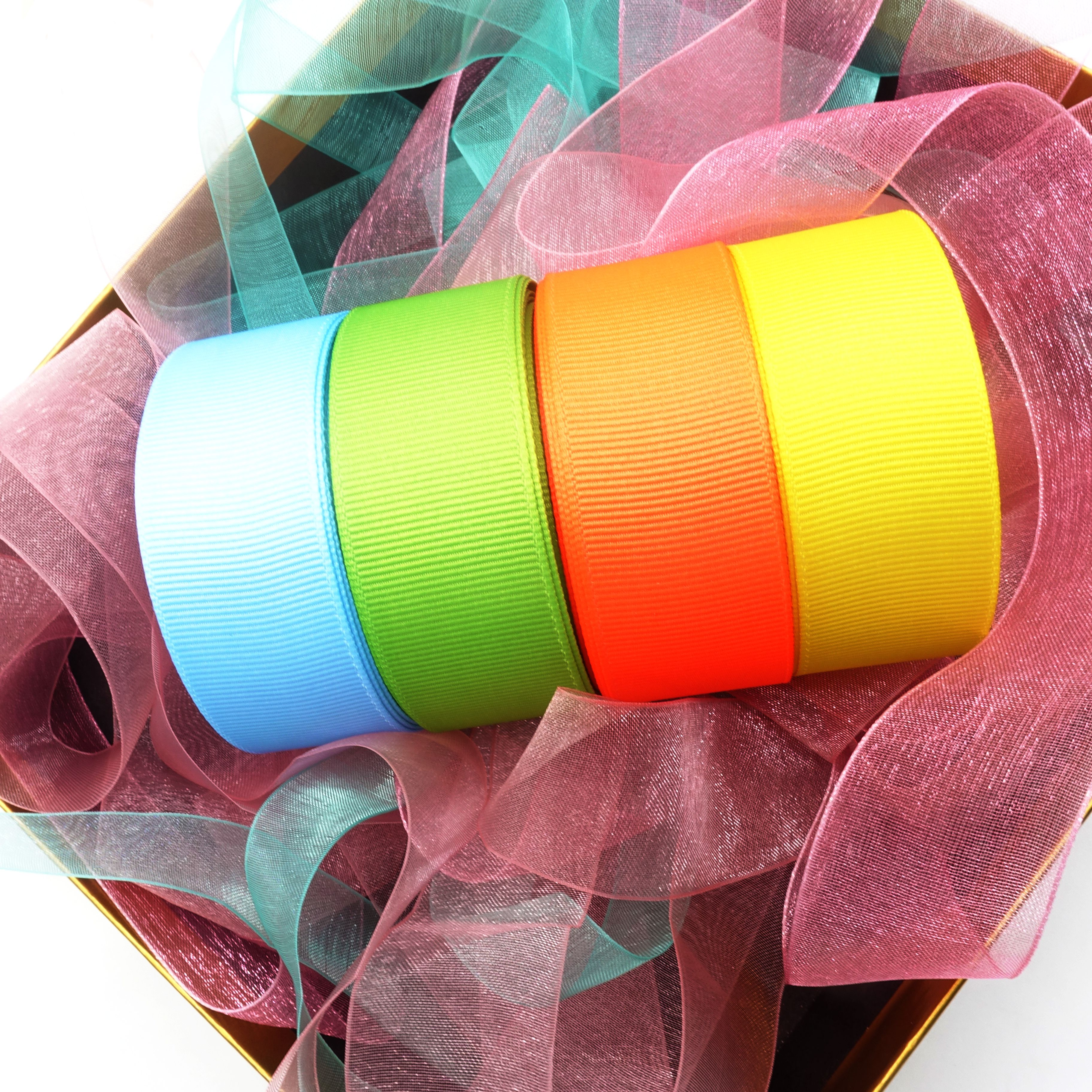 Silk Ribbons 10001