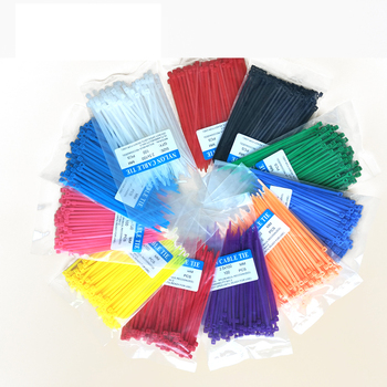 Sell Well New Type Manufacturer In China Oem Factory Plastic Self-Locking Nylon Cable Tie
