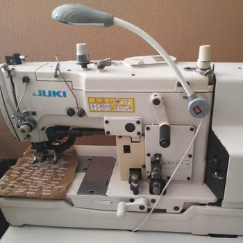 good conditional Jack 8700 lockstitch industrial used sewing machine