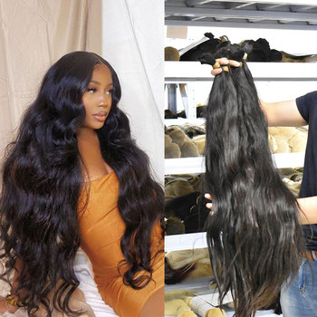 Wholesale 9A 10A 12A Grade Mink Virgin Cuticle Aligned Hair Brazilian Hair Bundles with Lace Closure Hair