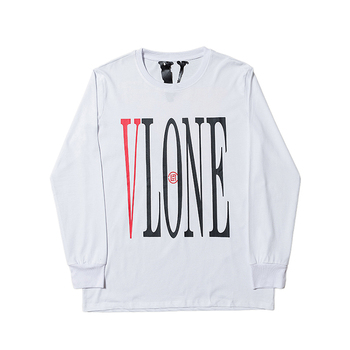 Loose Printed long sleeve comfortable Casual sports Unisex pullover