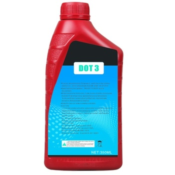 Cheap Mineral Oil Type High Boiling Point Dot3 Brake Fluid