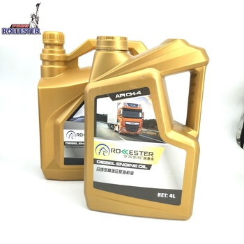 ROLLESTER 4L / 5L 20W-50 Motorcycle Lubricating Engine Oil