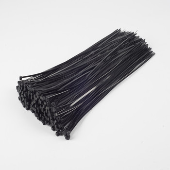 Heavy Duty 9.0x550 600 650 720 760 800 850 900 1000 1200mm Length UV Nylon Cable Tie for Black & White