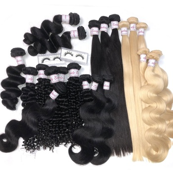 Free Sample raw virgin cuticle aligned hair,virgin Brazilian human hair extension, cuticle aligned weave human hair bundles