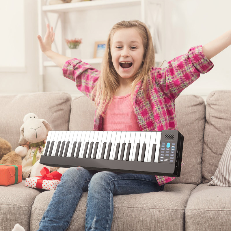 Pj88b 2021 New Foldable Piano 88 Keys Upgrade Portable Piano Midi Piano For Traveler Musician Easy To Carry Away And Put In Car - Buy Foldable Piano,Portable Piano,Midi Piano Product on Alibaba.com