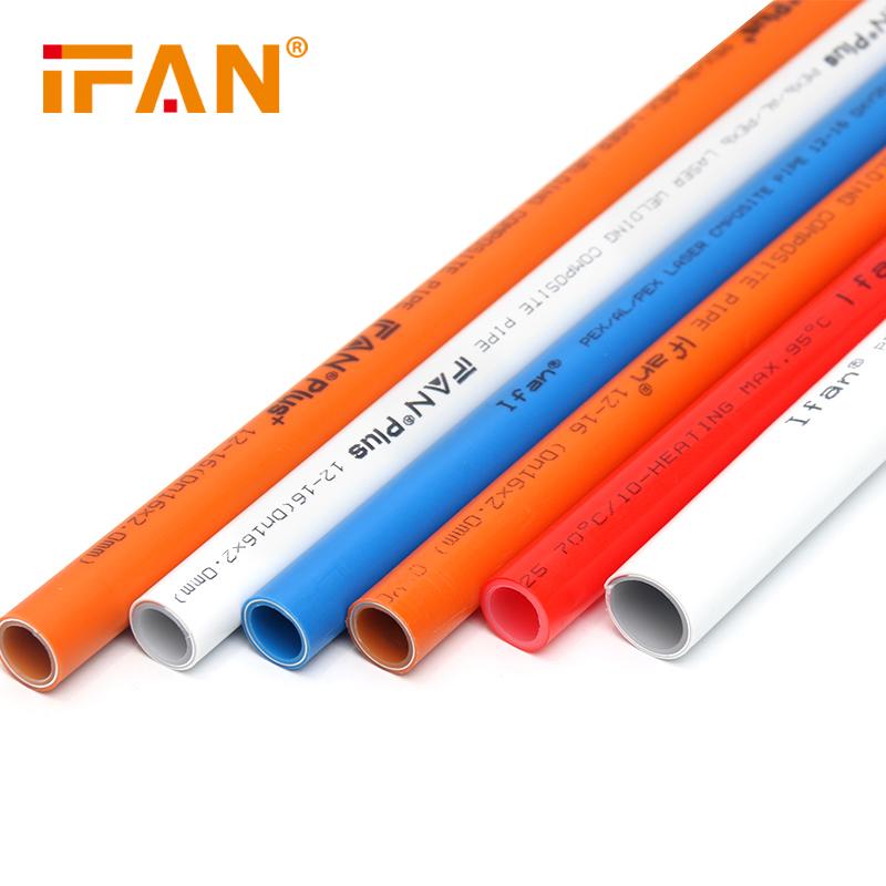 Metal Composite Pipe Alloy Composite Pipe Heating Pipe 16 x 2 mm 25-100 M Underfloor Heating