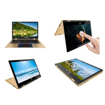 11.6 inch yoga laptop with touch screen rotating 360 degree with in tel Apollo cpu