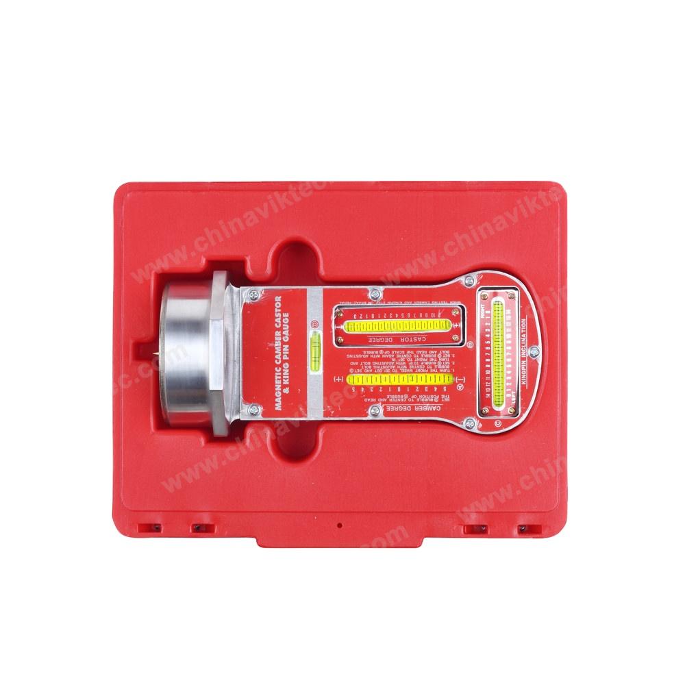 À faire soi-même Magnétique Véhicule Alignement des Roues Hub de pneu Wear Carrossage Castor Gauge Tool Set