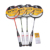 New Design 35IBS racket badminton professional carbon graphite