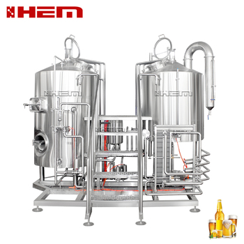 Beer Brewing 1000l System Brewing Suppliers Beer Brewing 1000L Mash System Turnkey Project For Craft Beer Making