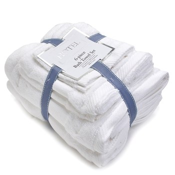 adult large white Towels bath set luxury 5 star hotel custom 100% cotton white woven dobby hand bath towels