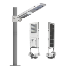 IP65 Waterproof Outdoor Large Capacity 40w All in one Integrated Solar Street <strong>Light</strong>