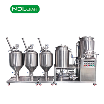 50l- 100l home brewing system mini beer brewing system micro beer brewing equipment