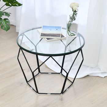 buy furniture from china online Living Room Furniture fashionable glass coffee table modern coffee table