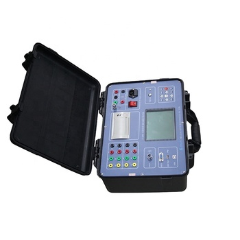 High voltage HV TIME Characteristic Tester Circuit Breaker Analyzer/Tester / test set