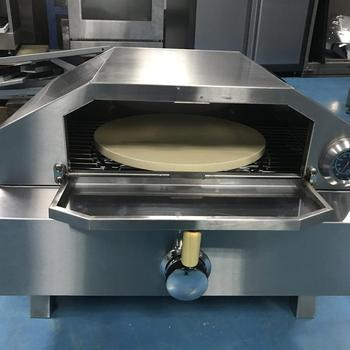 Factory OEM stainless steel Gas baking Oven pizza ovens for sale