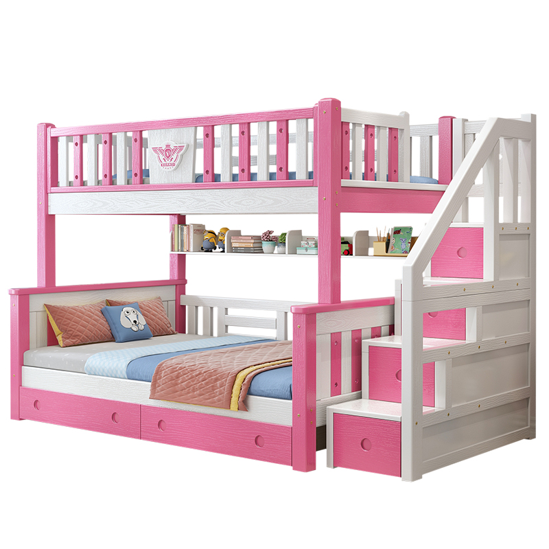 Wholesale Low Cost Single Childrens Bed Kid Double Bed Bunks - Buy