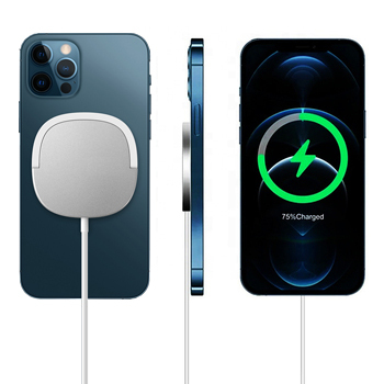 DAZ Chager 2 In 1 Magnetic Charger Fast Wireless Charging Adapter Portable Wirelss Charger For Iphone/Apple Mobile Phone Charge