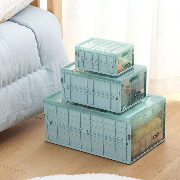 Household Essentials Folding Storage Box for Clothing