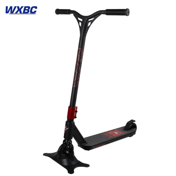 Pro stunt scooter for adult kick scooter, High quality stunt scooter with 2 *100 mm wheels
