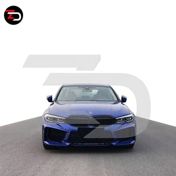 Plastic Material M8 Look Body Kit With Front Bumper For BMW 3 series G20 G28 330I 320I 325I 2020