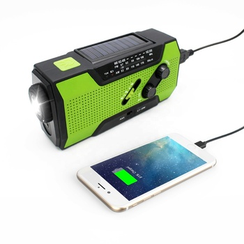 wholesale camping supplies outdoor high power emergency noaa radio emergency survival kit