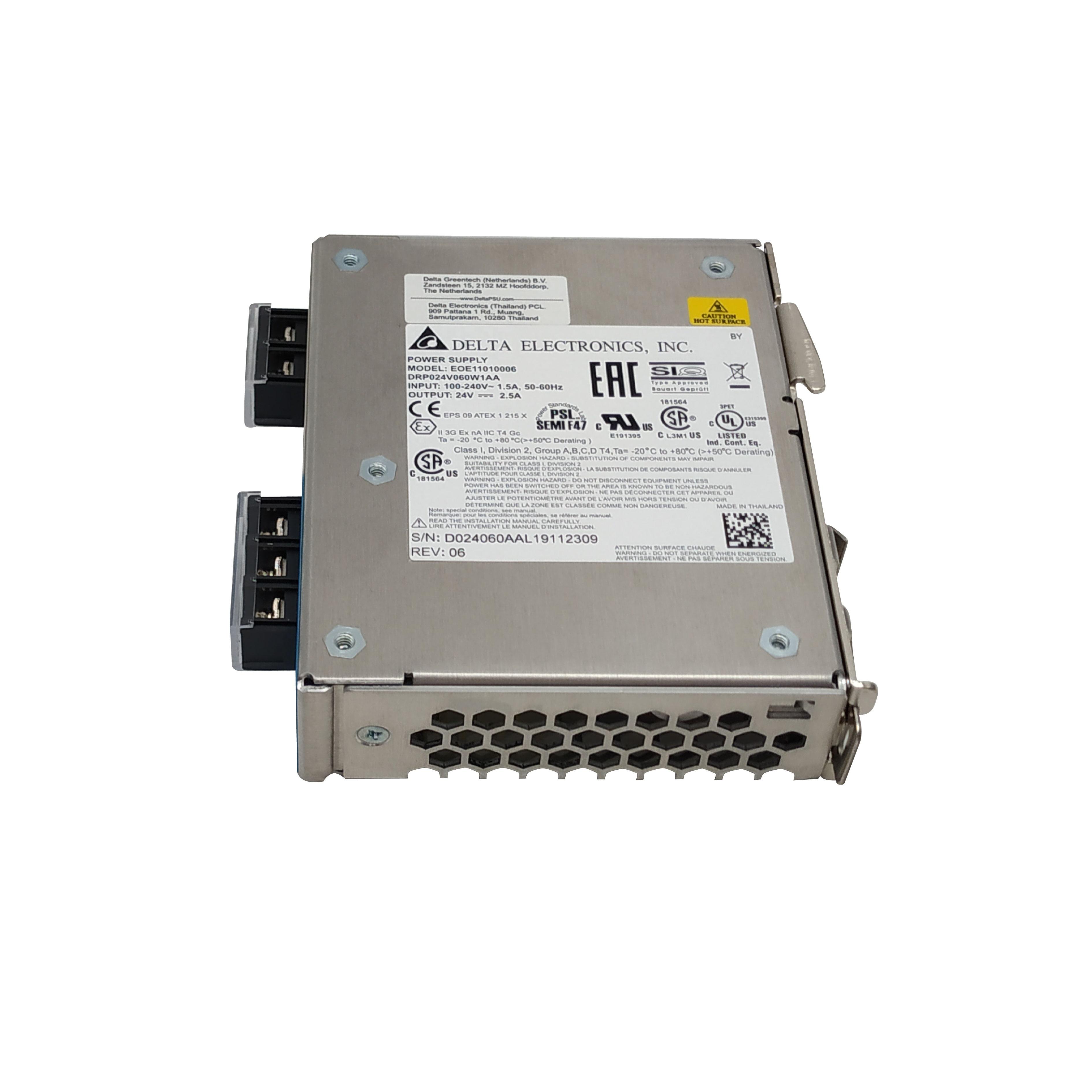 24V//1,5A   NOS Vero Schaltnetzteil PK60-D Bivolt Typ 116-010080E   12V-15V//2A