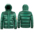 ALIKE Men Winter Wholesale Keep Warm Fashion Casual Waterproof Shiny Coat Puffer Plus Size Jacket With Hooded