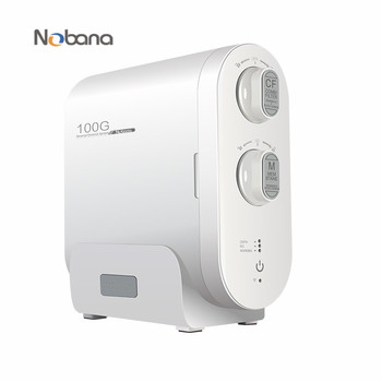 Nobana OEM 100G 5 Stage RO Alkaline Water Filter Machine Products for Deep Purification