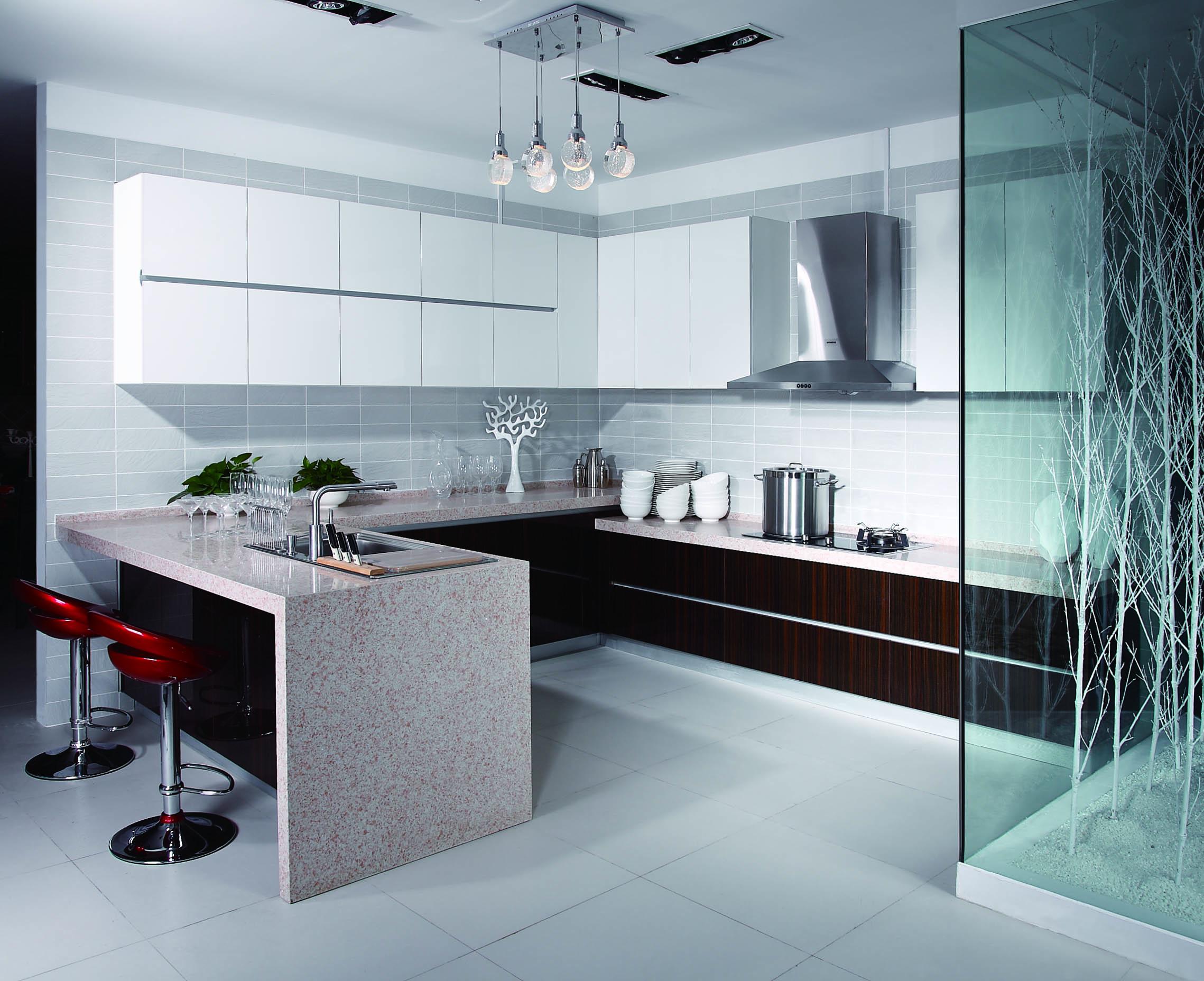 Custom Prefabricated Kitchen Prices In Jeddah Aluminium Kitchen ...