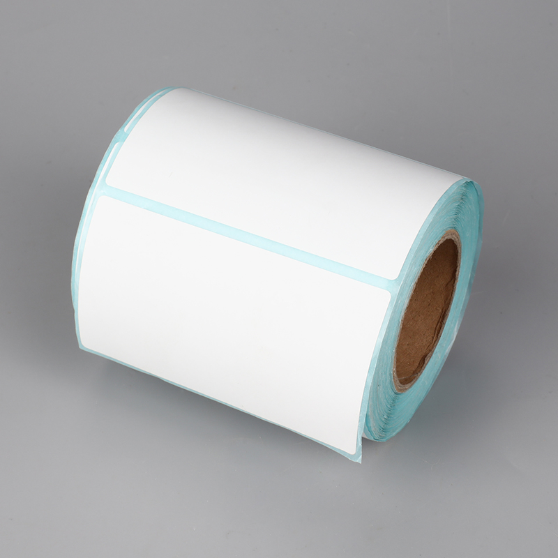 50-25mm-1000pcs 50-50mm-500pcs Customized Size High Quality Full Color Fast Delivery Adhesive Cutting Stickers Label