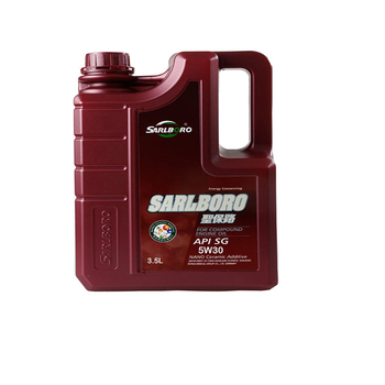 Sarlboro Gasoline 5w40 10w40 synthetic motor oil car engine oil