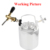 Homebrew Flow Control Beer Dispenser Tower Tap Faucet G5/8 Thread Long Shank Adjustable Beer Tap
