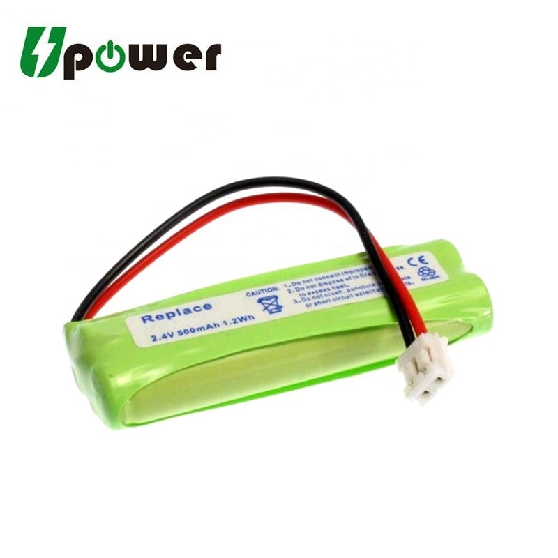Akku Batería 500mAh für AUDIOLINE Monza 480 Batterie Batterij