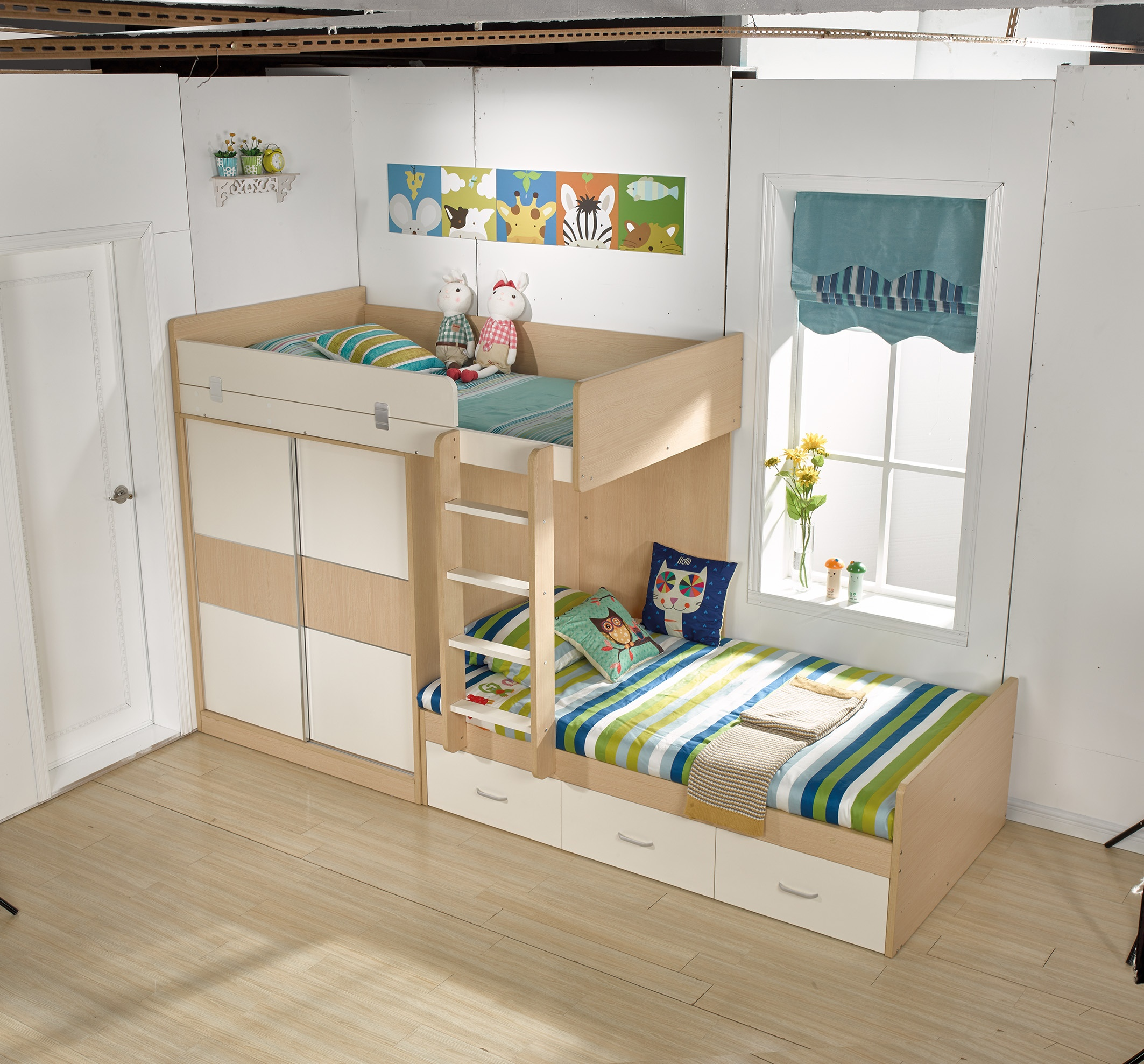 Children Bunk Bed With Wardrobe Being Customization Multiple Bed Buy Kids Bunk Bed Customization Multiple Bed Bunk Bed With Wardrobe Product On Alibaba Com