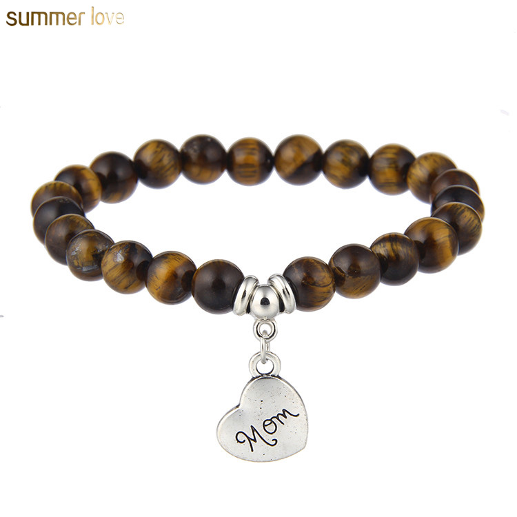 Gifts for her Gifts for mother Jewellery Natural tiger Eye Necklaces Gifts for girlfriend