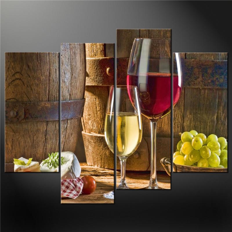 Fvfbd Cuadro sobre Lienzo Imagen Botella de Vino Divertida Lienzo Decorativo para Pared Arte Moderno De La Decoraci/ón del Hogar Pintura Sin Marco 3 Piezas 30x40cm