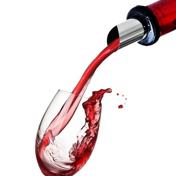 Customized Drip Stop Wine Pourer Drop Stopping