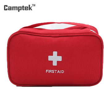 Wholesale empty first aid kit emergency preparedness bag optional first aid kits for businesses under 25