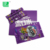 Free sample sweet stick confectionery grapes milk candy