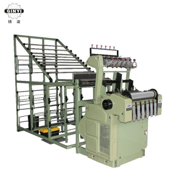 Shuttleless Ribbon Weaving Loom, Tape Knitting Textile Loom