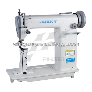 820 post bed lockstitch industrial used sewing machines head leather shoe upper sewing machine price factory