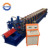 PPGI Color Ridging Cap Sheet Roll Forming Machine Single Layer Roof Panel Forming Line