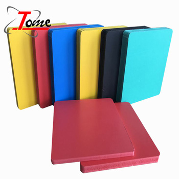 Chinese factory china manufacturer/8mm foam board 12mm sintra pvc for outdoor