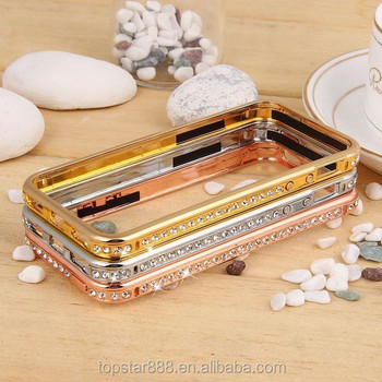 2015 New arrival cover for iphone 5, for iphone 5s case, for iphone 5 bumper