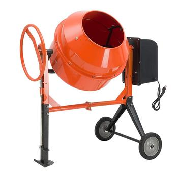 China suppliers Africa Electric Concrete Cement Mixer
