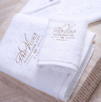 50% Discount Luxury Hotel Towel Set 800 g Egyptian Cotton